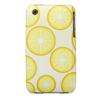 caja de la casamata de los naranjas funda para iPhone 3 de Case-Mate