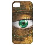Caja de la casamata de los vigilantes iPhone 5 Case-Mate protector