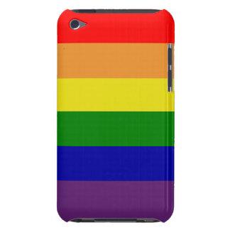 Caja de la casamata del arco iris iPod touch Case-Mate coberturas