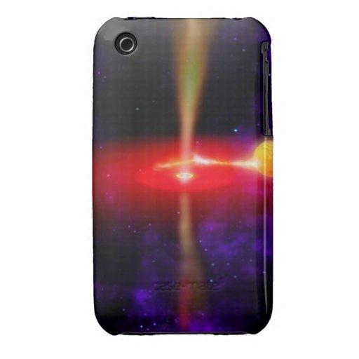 Caja de la casamata del calabozo GX 339-4 iPhone 3 Cárcasas
