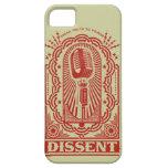 Caja de la casamata del desacuerdo iPhone 5 protector