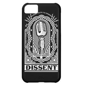 Caja de la casamata del desacuerdo funda para iPhone 5C