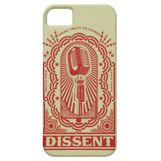 Caja de la casamata del desacuerdo iPhone 5 fundas