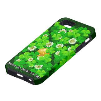 Caja de la casamata del día 18A de St Patrick Funda Para iPhone SE/5/5s