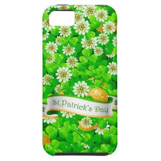Caja de la casamata del día 20/21A de St Patrick Funda Para iPhone SE/5/5s
