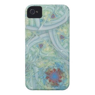 Caja de la casamata del flujo del Orinoco Case-Mate iPhone 4 Funda