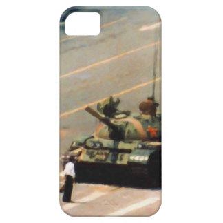 Caja de la casamata del hombre del tanque iPhone 5 Case-Mate fundas
