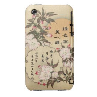 Caja de la casamata del iPhone 3 de las flores de  Case-Mate iPhone 3 Carcasa