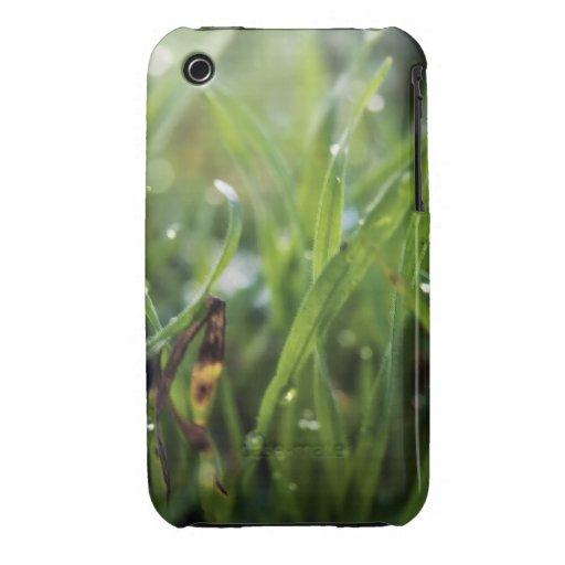 Caja de la casamata del iPhone 3g 3gs de la hierba Carcasa Para iPhone 3