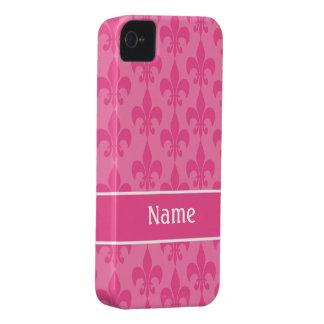 Caja de la casamata del iPhone 4/4S de la flor de  iPhone 4 Cobertura