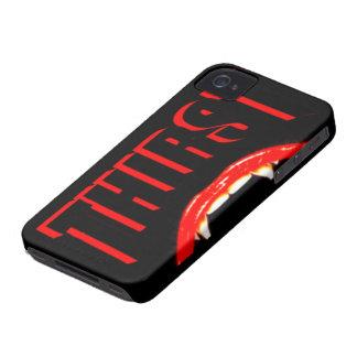 Caja de la casamata del iPhone 4/4S de la sed de H Case-Mate iPhone 4 Cobertura