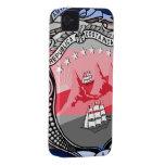 Caja de la casamata del iphone 4/4S del escudo de  iPhone 4 Case-Mate Cárcasa