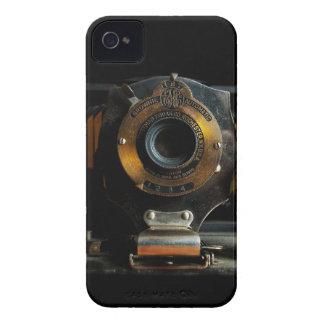 Caja de la casamata del iPhone 4 de la cámara del iPhone 4 Case-Mate Funda