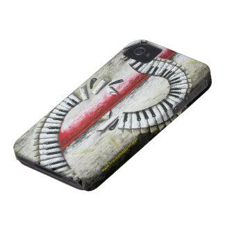 Caja de la casamata del iPhone 4 de la colisión de Case-Mate iPhone 4 Fundas