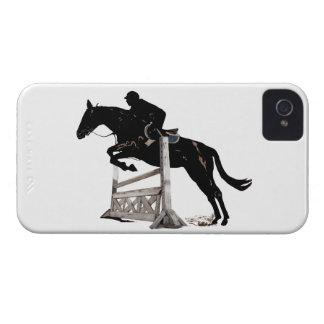 Caja de la casamata del iPhone 4 del caballo del p Case-Mate iPhone 4 Cárcasas