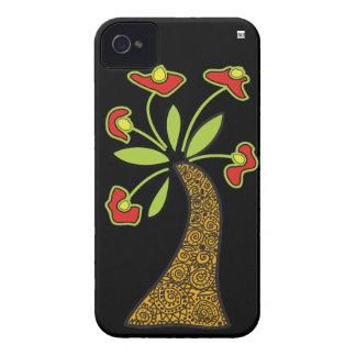 Caja de la casamata del iPhone 4 del color de la Case-Mate iPhone 4 Coberturas