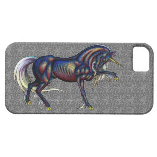 Caja de la casamata del iPhone 5 de Dichroicorn iPhone 5 Carcasa