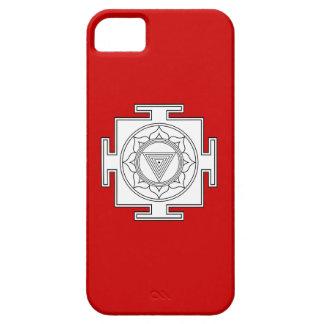Caja de la casamata del iPhone 5 de Kali Yantra iPhone 5 Carcasa