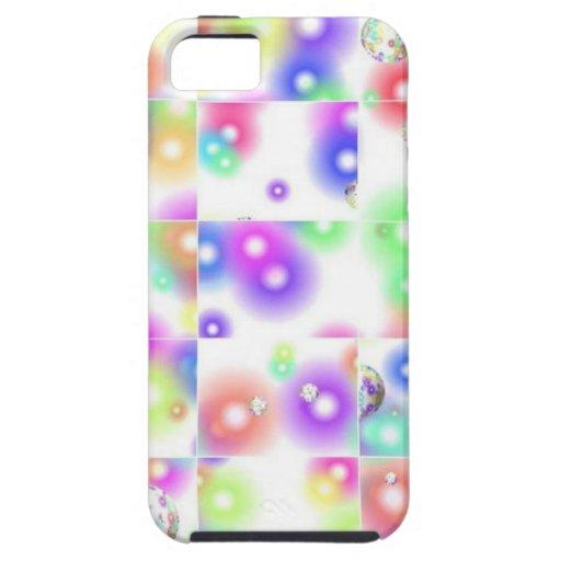 Caja de la casamata del iPhone 5 de la burbuja del iPhone 5 Case-Mate Carcasas