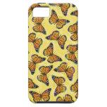 Caja de la casamata del iPhone 5 de las MARIPOSAS iPhone 5 Case-Mate Protector