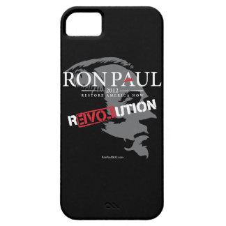 Caja de la casamata del iPhone 5 de Ron Paul iPhone 5 Fundas