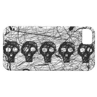 Caja de la casamata del iPhone 5 del rasguño del n iPhone 5 Case-Mate Carcasa