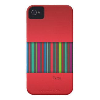 Caja de la casamata del iPhone del color y de la r iPhone 4 Coberturas