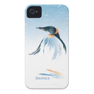 Caja de la casamata del iPhone del pingüino del Carcasa Para iPhone 4
