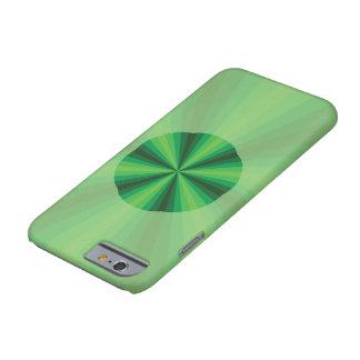 Caja de la casamata del iPhone del verde de la Funda De iPhone 6 Barely There