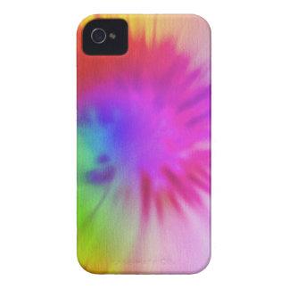 Caja de la casamata del teñido anudado Case-Mate iPhone 4 protector