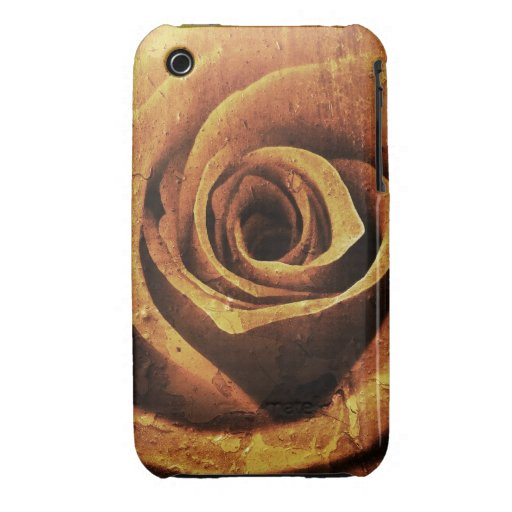 Caja de la curva de Blackberry del diseño del rosa iPhone 3 Case-Mate Carcasa