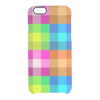 Caja de la desviación del iPhone 6s de la tela Funda Clear Para iPhone 6/6S