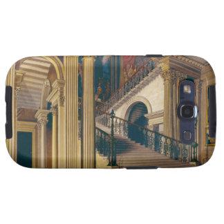 Caja de la escalera, casa de Buckingham, 'de la hi Galaxy S3 Fundas