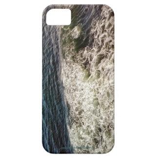 Caja de la espuma iPhone5 del mar iPhone 5 Carcasa