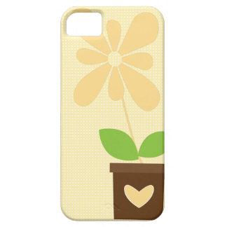 Caja de la flor de la primavera {iPhone} iPhone 5 Case-Mate Cobertura