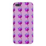 caja de la flor de loto iPhone 5 fundas