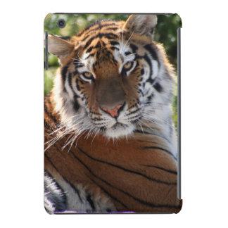 Caja de la foto del tigre funda para iPad mini