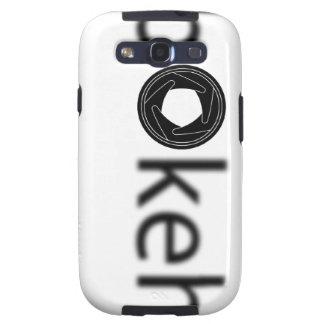 Caja de la galaxia de Bokeh Samsung Galaxy S3 Cobertura
