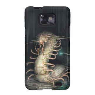 Caja de la galaxia de Centerra Samsung Galaxy S2 Fundas