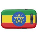 Caja de la galaxia de Etiopía Samsung Samsung Galaxy SIII Funda