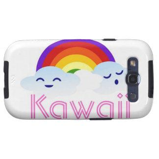 Caja de la galaxia de Kawaii Samsung Samsung Galaxy S3 Cárcasa