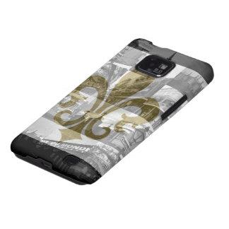 Caja de la galaxia de New Orleans Samsung Samsung Galaxy S2 Funda