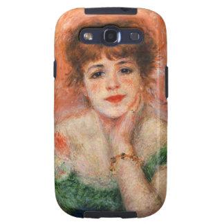 Caja de la galaxia de Renoir Jean Samary Samsung Galaxy S3 Cárcasa