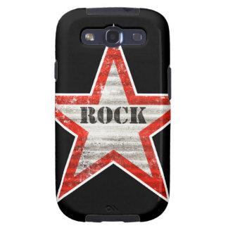 Caja de la galaxia de Rockstar Samsung (fondo Galaxy S3 Cobertura