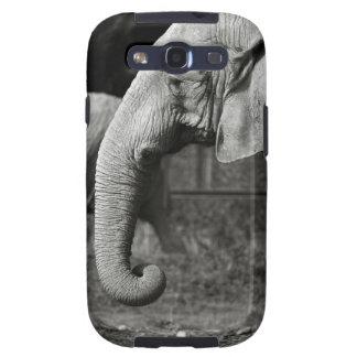 Caja de la galaxia de Samsung de los elefantes Samsung Galaxy SIII Funda
