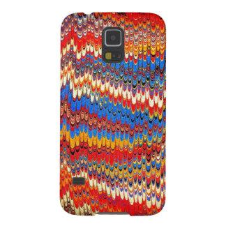 Caja de la galaxia de Samsung del capo de la guerr Carcasa De Galaxy S5