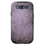 Caja de la galaxia de Samsung del damasco del ciru Galaxy SIII Protector