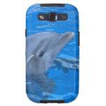 Caja de la galaxia de Samsung del delfín de Bottle Galaxy SIII Carcasa