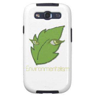 Caja de la galaxia de Samsung del Environmentalism Samsung Galaxy S3 Carcasas