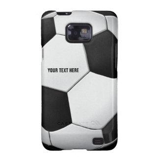 Caja de la galaxia de Samsung del fútbol Samsung Galaxy S2 Funda